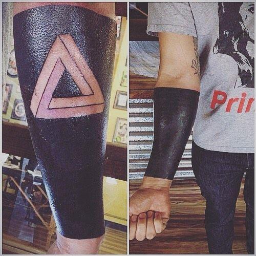 Blackout tattoo #3