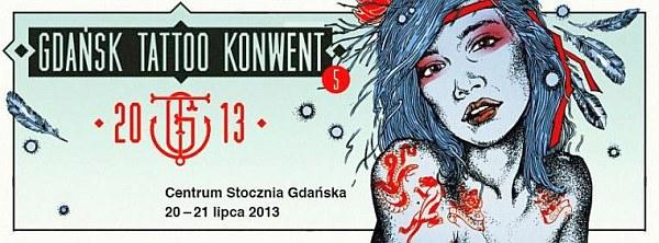 plakat Cropp Gdańsk Tattoo Konwent 2013