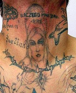 Tatuaż więzienny