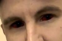 Więzienni prekursorzy? Eyeball tattoo
