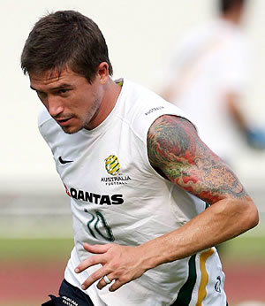 16. Harry Kewell (Australia)