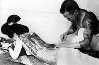 Historia tatuaży