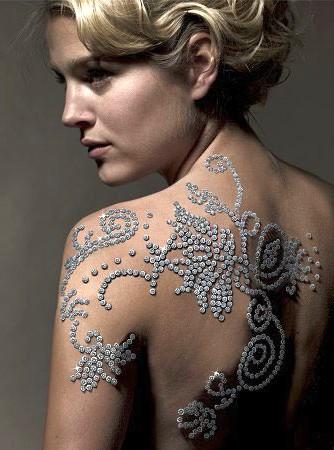 Najdroższy tatuaż na świecie