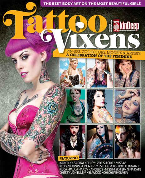 Tattoo Vixens