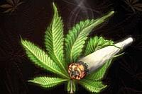 Tatuaże z marihuaną