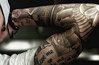 Tatuaż na przedramieniu / Forearm Tattoos