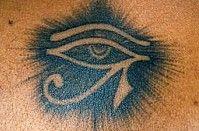 Prawdziwie oldschoolowy tatuaż