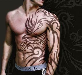 tatuaż full body