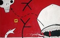 Picasso sztuki tatuażu - Yann Black