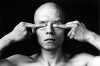 Performer Zhang Huan