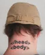 Naprawdę głupie tatuaże