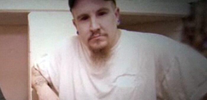 Wytatuowane gałki oczne Davida Boltjes mogły wywołać poruszenie, gdy był więźniem