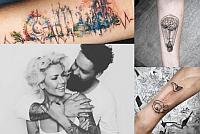 Rodzaje i style tatuaży