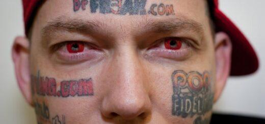 Najgłupsze, najśmieszniejsze, najbrzydsze tatuaże