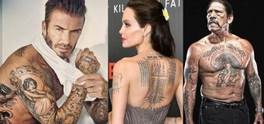 Najlepsze tatuaże gwiazd, które kochamy