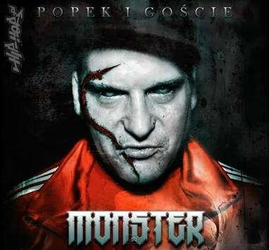 Okładka płyty Popka - Monster