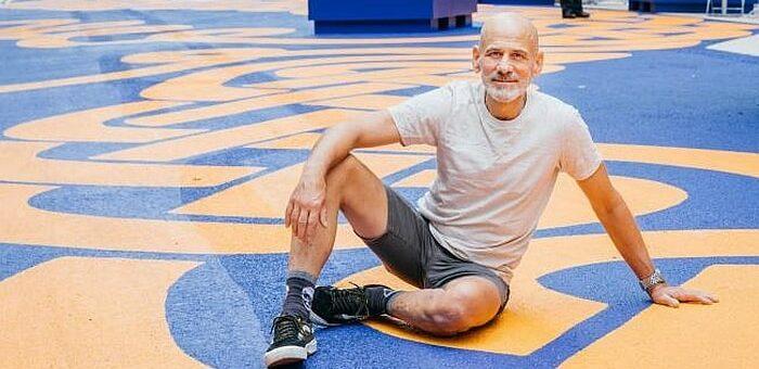 Nowojorski artysta Steed Taylor