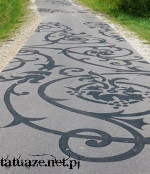 Invasive: Steed Taylor Road tattoos