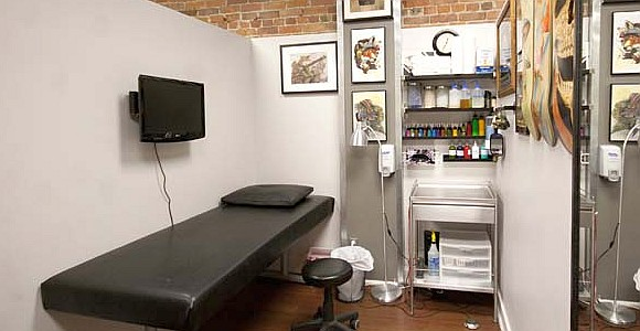 Studio tatuażu i kultura pracy