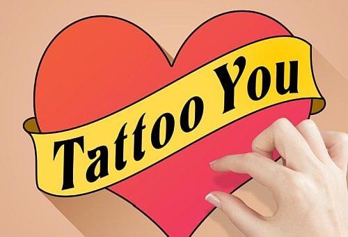 Tattoo You - Dodaj tatuaże do swoich zdjęć