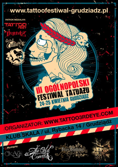 Tattoo festiwal Grudziądz 2010