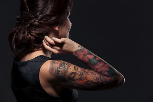 Azazel Tattoo #2