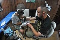 Czy tatuowanie boli?