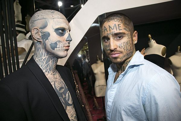 Zombie Boy oraz Vin Los